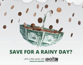 eitc rainy day