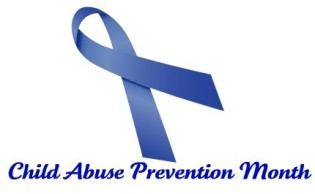 child abuse prevention ribbon